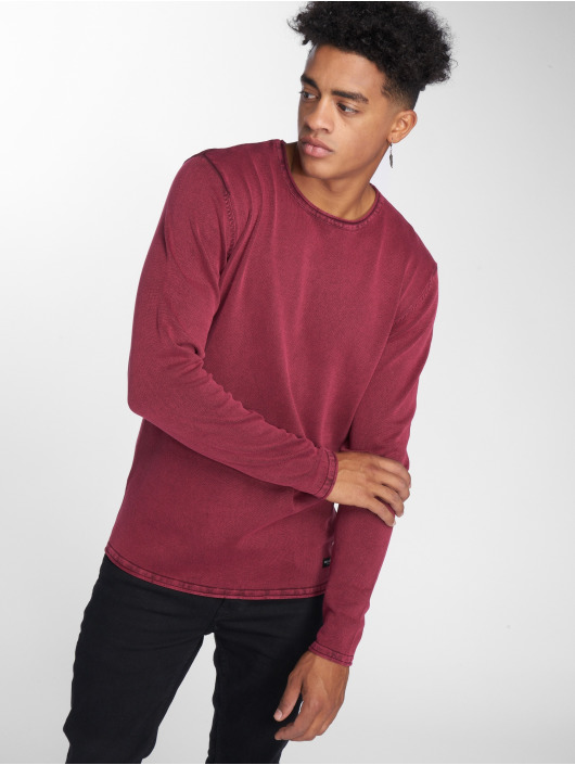 Only & Sons Pullover onsGarson Wash red