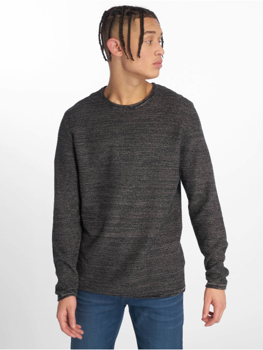 Only & Sons Pullover onsWictor 12 Structure schwarz