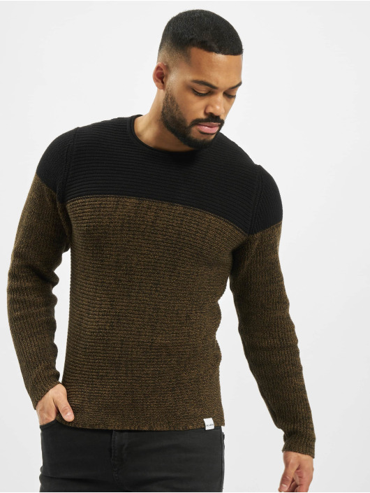 Only & Sons Pullover onsSato 5 Colorblock Knit Noos schwarz