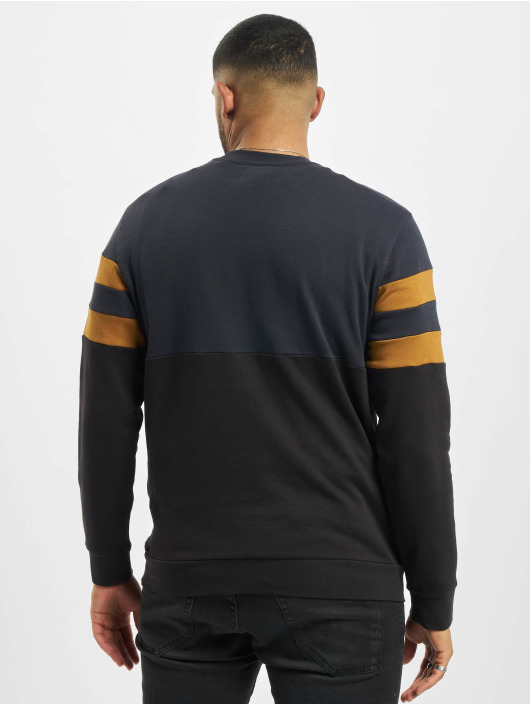 Only & Sons Pullover onsDamas Life Reg Stripe schwarz