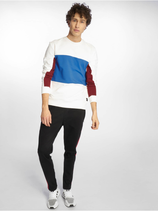 Only & Sons Pullover onsClemens Colorblock weiß