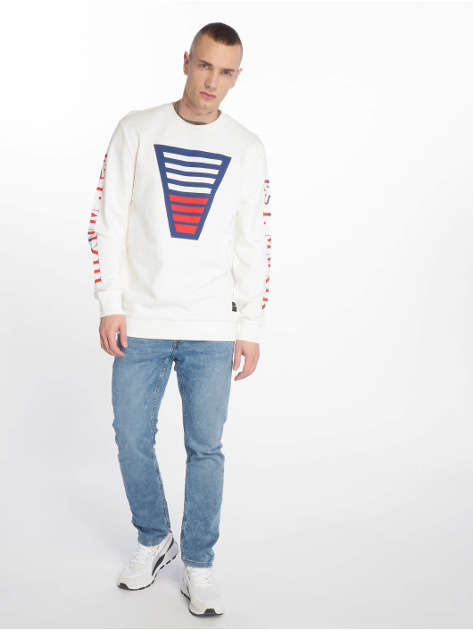 Only & Sons Pullover onsBurhan weiß