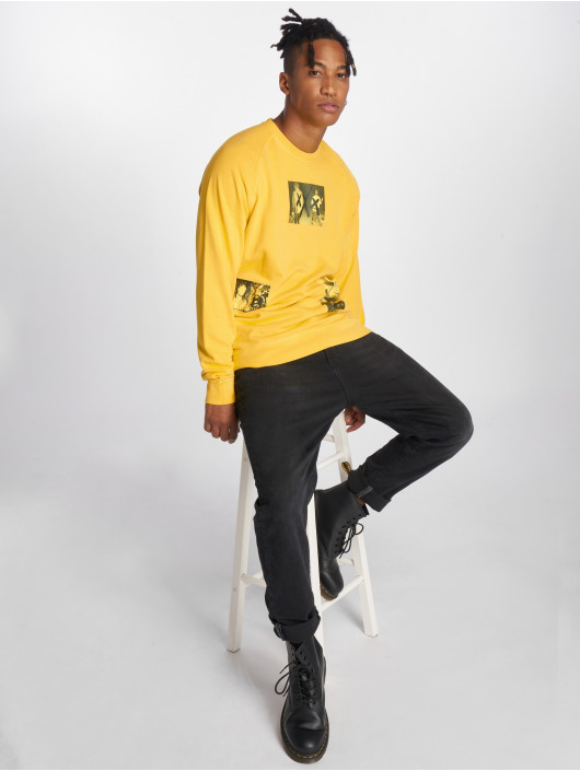 Only & Sons Pullover onsWuk yellow