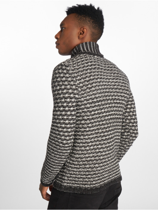 Only & Sons Pulóvre onsDoc 3 Knit šedá