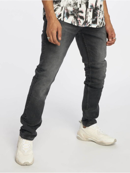 Only & Sons Rovné onsWeft Washed 2040 èierna