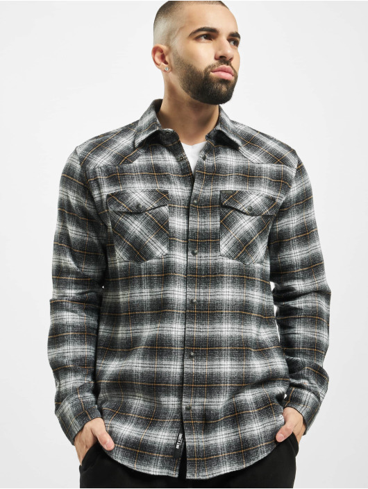 Only & Sons Shirt onsEthan Regular Melange Pocket black