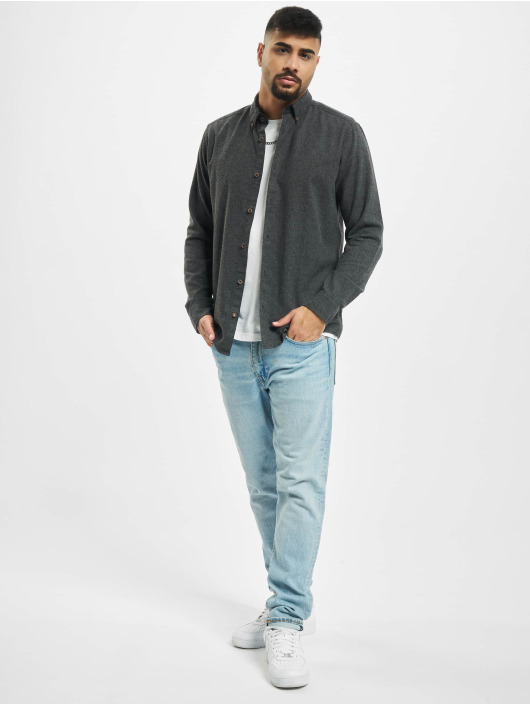 Only & Sons Shirt onsEdin Flannel Twill black