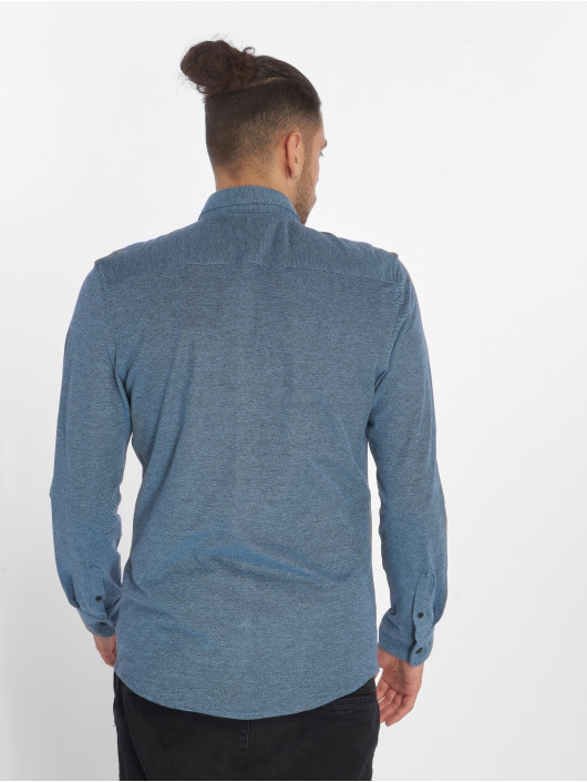 Only & Sons Shirt onsCuton blue