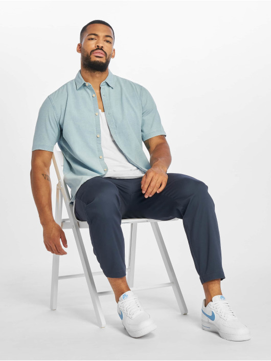 Only & Sons Shirt onsTed blue