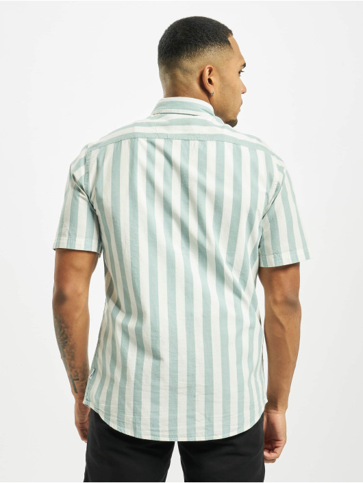 Only & Sons Shirt onsTasul Striped blue