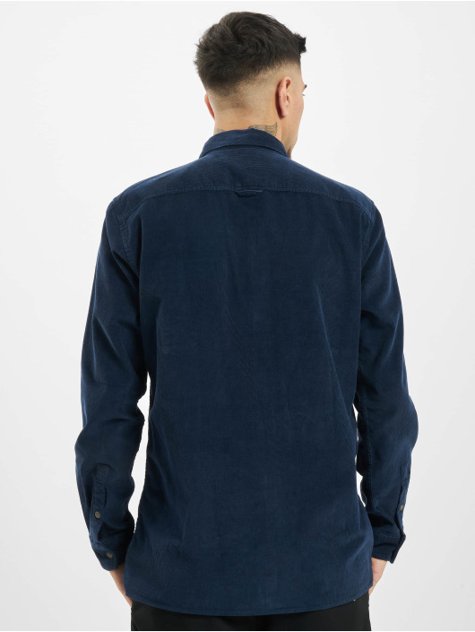 Only & Sons Shirt onsEdward Solid blue