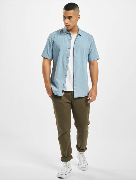 Only & Sons Shirt onsAugust Chambray blue