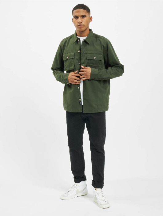 Only & Sons Shirt onsIlvio Life Heavy Twill blue