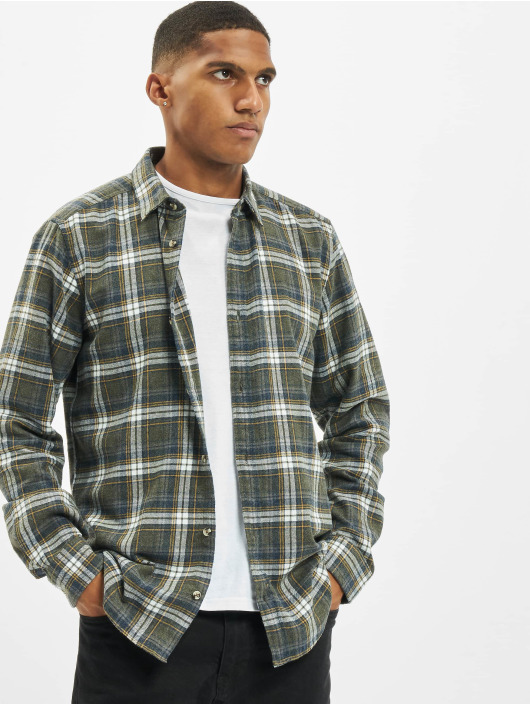 Only & Sons Shirt onsBobby Washed Yd Check blue