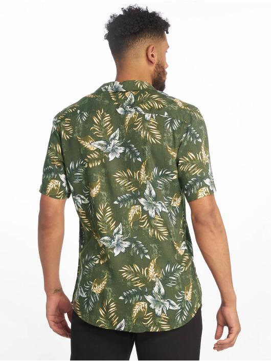 Only & Sons Shirt onsThomas Regular Viscose green