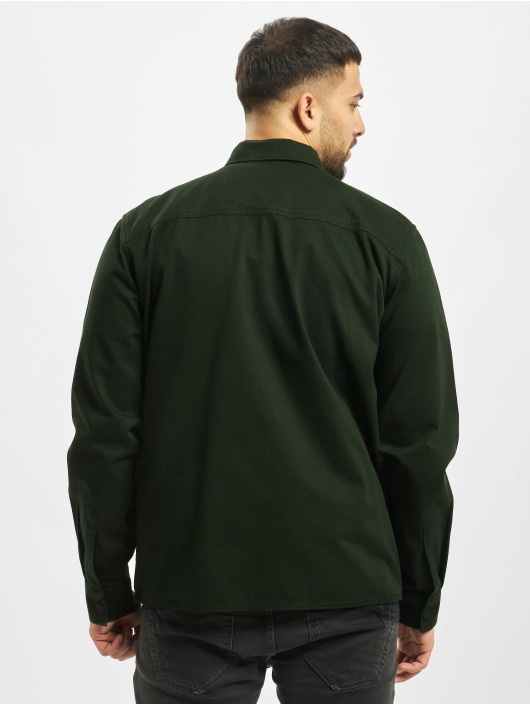 Only & Sons Shirt onsGavin Twill Workwear green