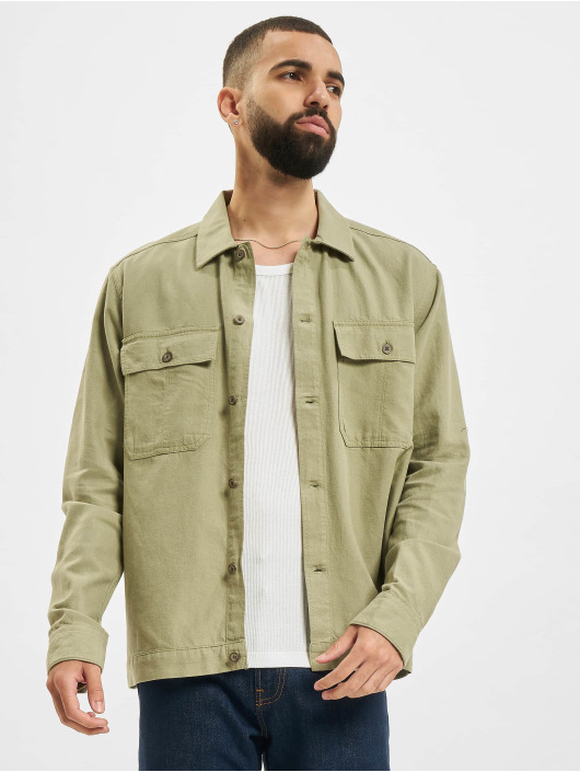 Only & Sons Shirt onsKennet Life Linen green