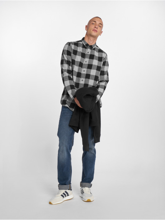 Only & Sons Shirt onsGudmund Checked grey