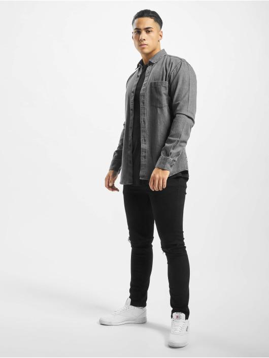 Only & Sons Shirt Onsbasic Denim grey