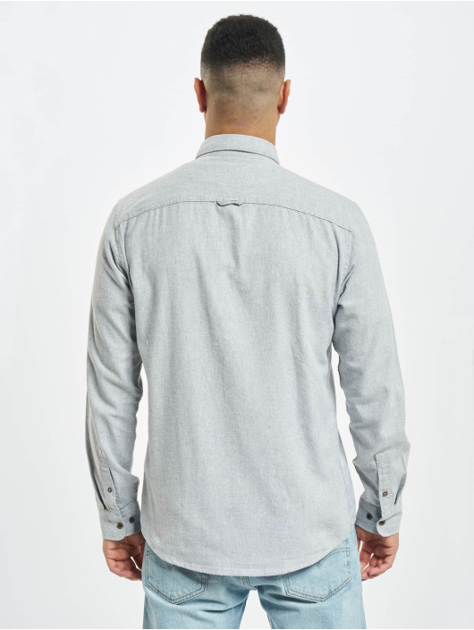 Only & Sons Shirt onsEdin Flannel Twill grey