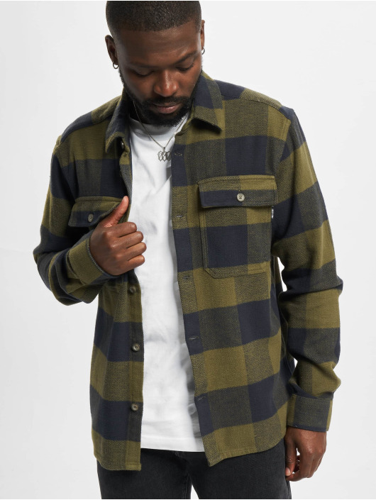 Only & Sons Shirt Onsscott Flannel olive