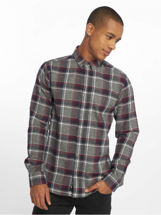 Only & Sons Shirt onsMario Checked red