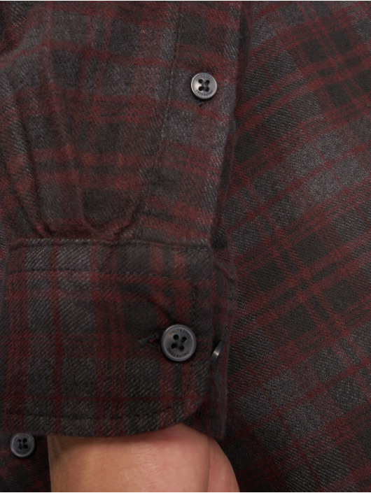 Only & Sons Shirt onSkirk Dyed red