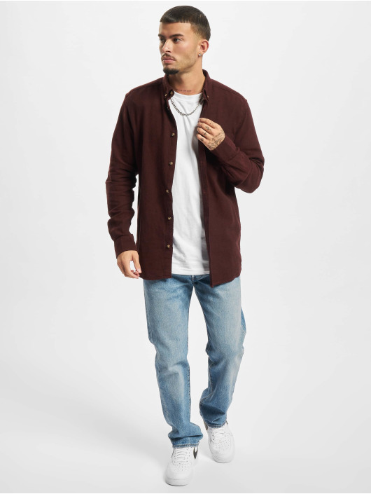 Only & Sons Shirt Onssimon red