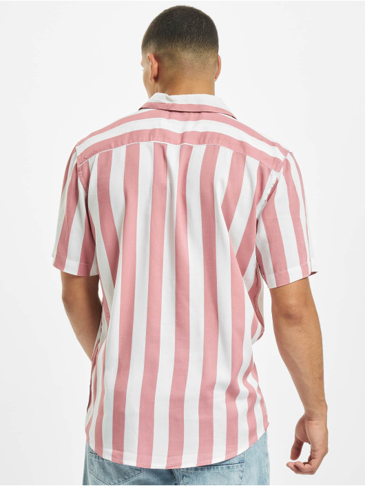 Only & Sons Shirt onsCarter Striped Viscose rose