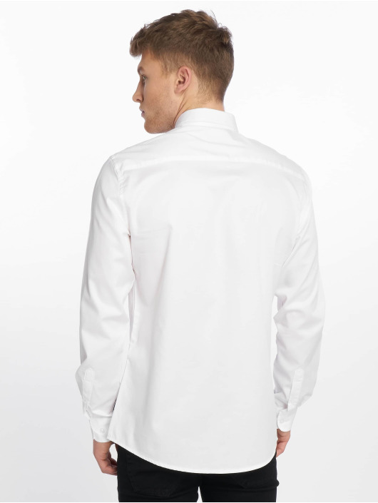 Only & Sons Shirt onsAlves 2-Ply Easy Iron white