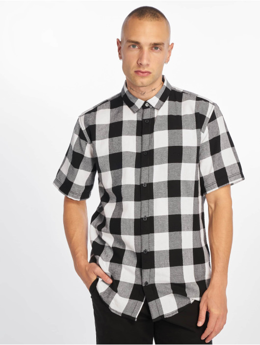 Only & Sons Shirt onsGudmund Spring Check white
