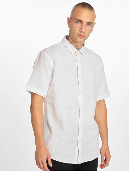 Only & Sons Shirt onsCaiden Linen white