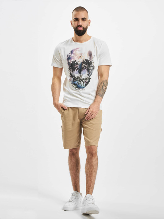Only & Sons Short onsLudvig Workwear beige