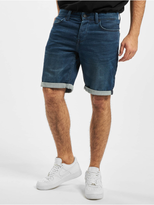 Only & Sons Short onsPly Noos bleu
