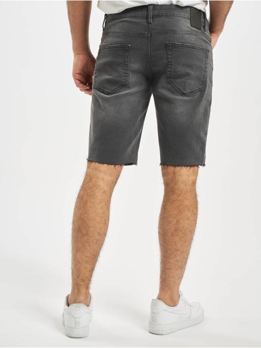 Only & Sons Short onsPly Raw Hem grey