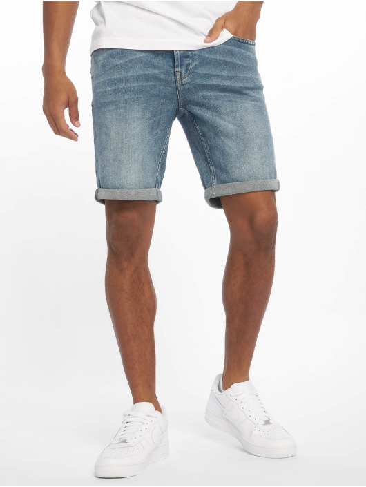 Only & Sons Shorts onsPly Light blå