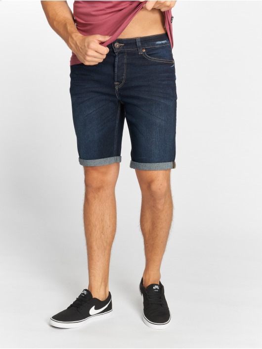 Only & Sons Shorts onsCamp blau