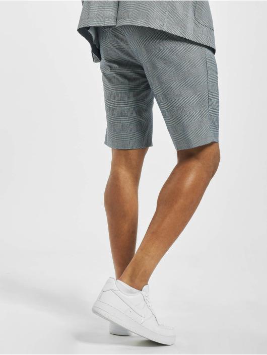 Only & Sons Shorts onsGerhard Check blau