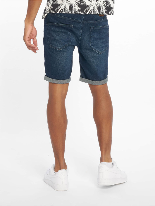 Only & Sons Shorts onsPly Washed blau