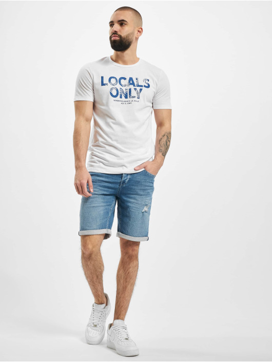 Only & Sons Shorts onsPly Noos blau