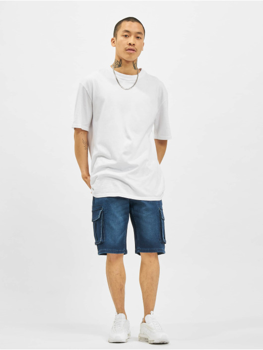 Only & Sons Shorts onsAvi Life Loose blau