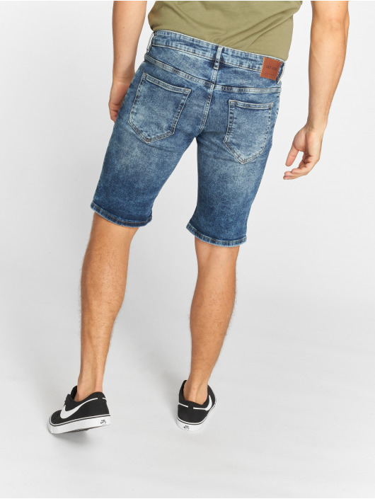 Only & Sons shorts onsPly blauw