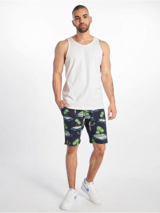 Only & Sons shorts onsNick blauw