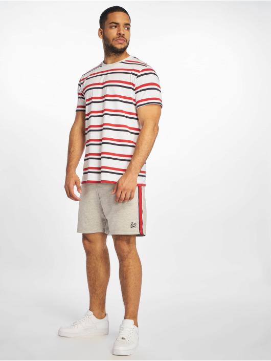 Only & Sons Shorts onsBf Stripe grå