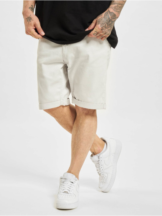 Only & Sons Shorts onsPly Life Reg Twill Ma 9198 grå