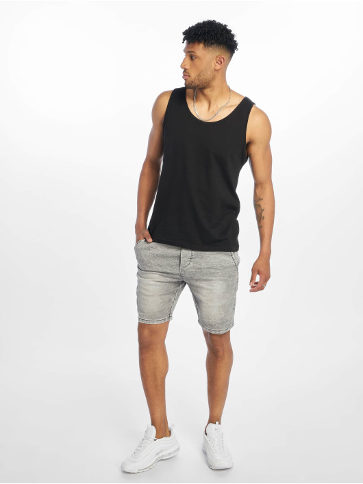 Only & Sons shorts onsRod Chino grijs