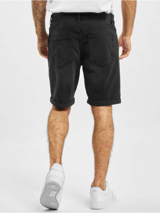Only & Sons Shorts Ons Ply Life REG Black Pk 9064 svart