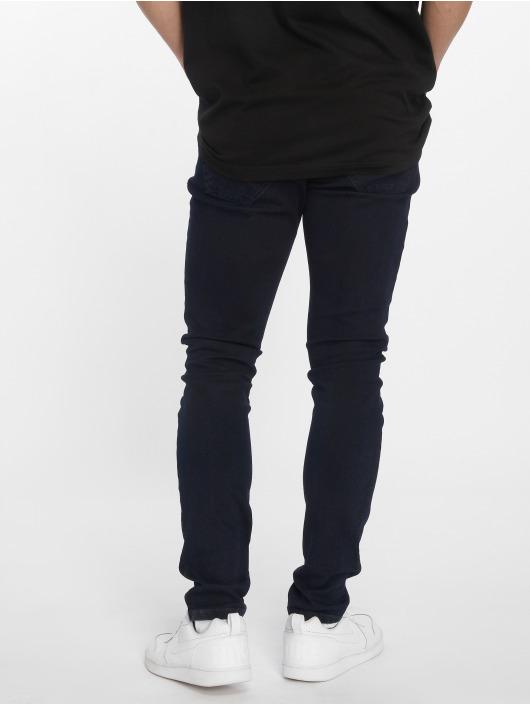 Only & Sons Skinny Jeans onsWarp Blue Black blau