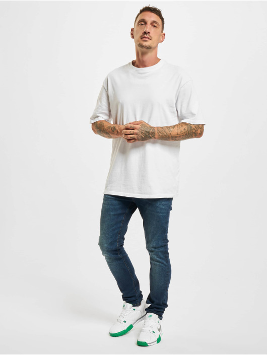 Only & Sons Skinny Jeans Onswarp Life MA 9809 blau
