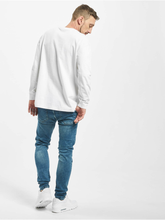 Only & Sons Skinny jeans onsWarp Washed Noos blauw